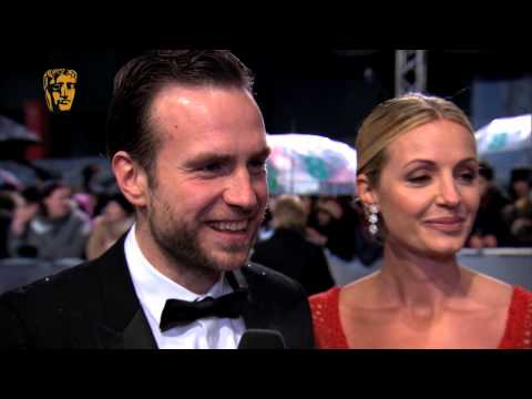 Rafe Spall - Film Awards Red Carpet 2013