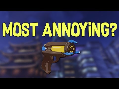 The Most Annoying Skill in Overwatch - Funny Overwatch Series #45