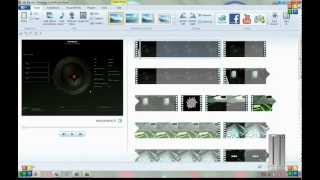 How To Use Windows Movie Maker / Windows Live Movie Maker 2.6 Windows 7