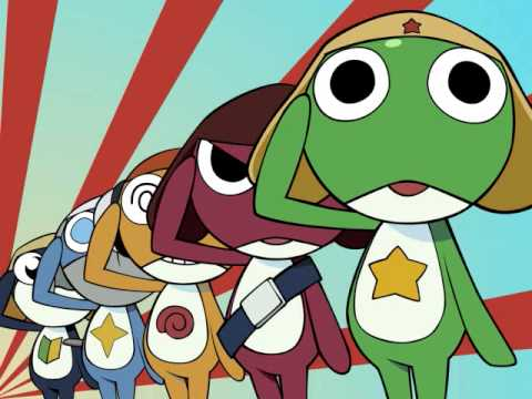 Sgt. Frog (keroro Gunso) Opening Theme Season 2 video