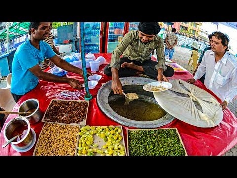 #Making Of Mutton Haleem مٹن حلیم  | Radhan Special Hyderabadi Mutton Haleem Making | MY3STREETFOOD