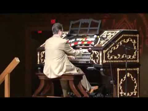 The Mighty Wurlitzer Organ