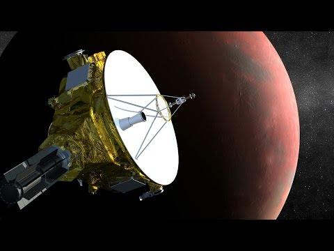 Waking Up On Pluto's Doorstep: New Horizons Comes Out of Hibernation