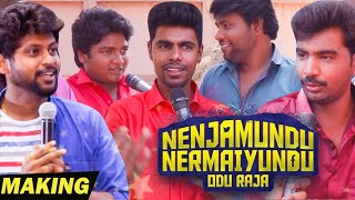 Internet Pasanga Song Making | 100% Laughter Guaranteed  | NNOR