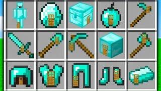 Minecraft ITA - VIVERE DENTRO UNA CASA DI DIAMANTE!!
