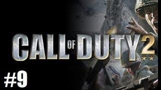 Zagrajmy w Call of Duty 2 #9 Obrona Linii