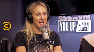 Writing Stand-Up vs. Writing a Book (feat. Josh Gondelman) - You Up w/ Nikki Glaser