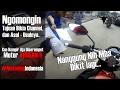 Tujuan Gua Bikin Channel Motovlog & Asal Usul Terbentuknya Channel | Motovlog Indonesia #16