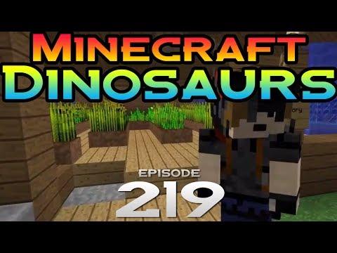 Minecraft Dinosaurs! || 219 || Dino Week Guest Jake!