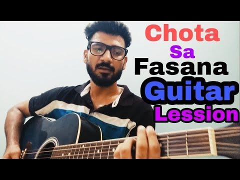 Download Lagu  Chota Sa Fasana | Arijit Singh | Guitar Chords & Lession | Kaarwan | Irrfan khan | LearnMultiScales Mp3 Free