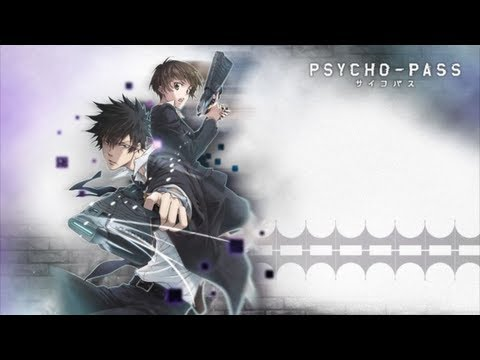 Anime Time #8 - Psycho Pass | 120s