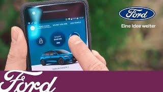So nutzen Sie die Fernfunktionen mit FordPass Connect | Ford Deutschland