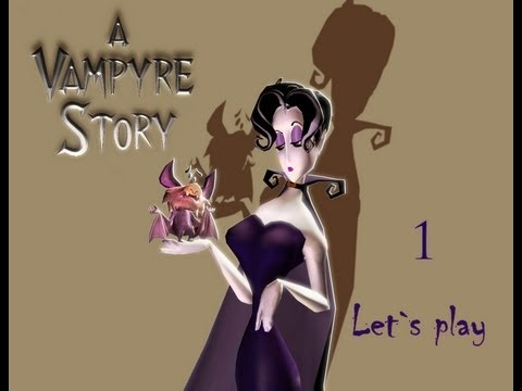 A Vampyre story: Кровавый роман. часть 1.