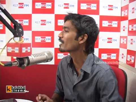 Dhanush Talks about A R Rahman