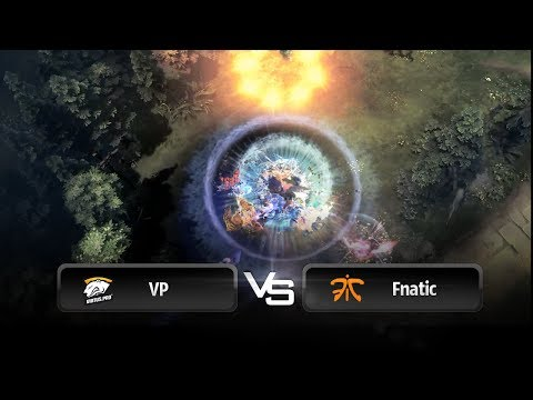 Combo by Fnatic vs VP @ Dota 2 Champions League