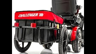 Challenger SCOOTER TRAILER for Pride Electric Scooter only at TopMobility.com
