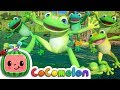 Five Little Speckled Frogs Cocomelon ABCkidTV Nursery Rhymes mp3