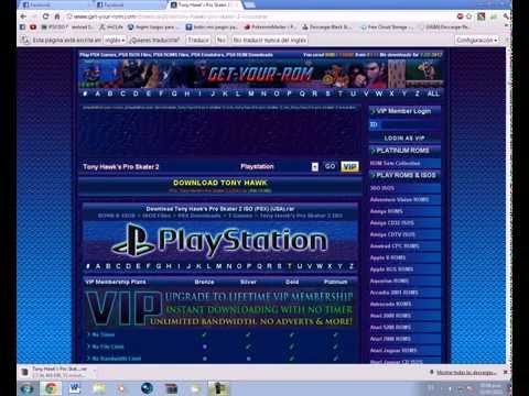 Descargar Emulador De PSX  Ps1  Para Pc Compatible Con Windows 7 Y 8