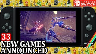 33 New Nintendo Switch Games ANNOUNCED for Week 3 February 2019 | Weekly Nintendo Direct News