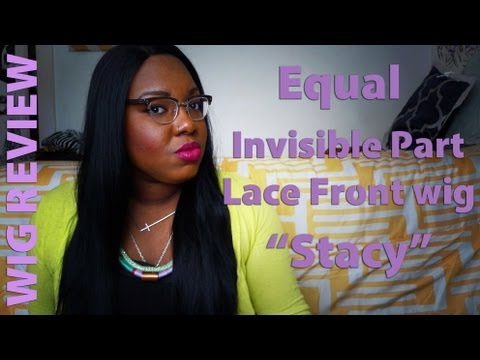 Review: Freetress Equal Invisible Part Lace Front Wig Stacy