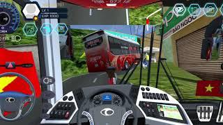 Bus Simulator VietNam#1- Xe chở đội tuyển U23 từ Thanh Hóa về Hà Nội