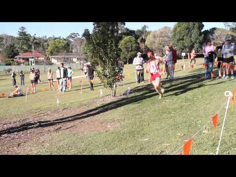 2012 Men&#039;s Open 7.5km NSW Short Course XC