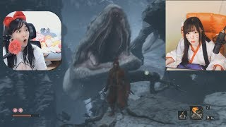 Best Of Sekiro Shadows Die Twice React Twitch  Rage, Funny, Salty Moments Reaction