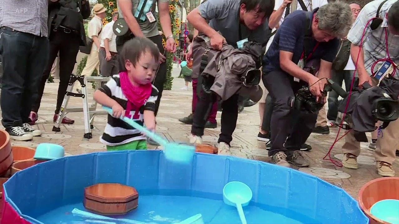 Japan Battling Deadly Heatwave