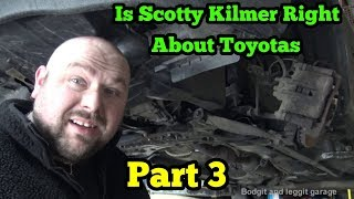 Toyota Corolla Engine Part 3 of 4 (Is Scotty Kilmer Right)
