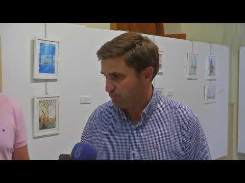 """El Faro de Roquetas de Mar acoge """"Abrázame"""", una exposición acrílica de """"Asprodesa"""""""