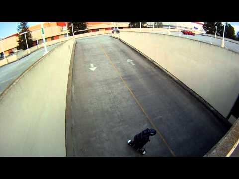 Valco Mall Longboard Sliding Session