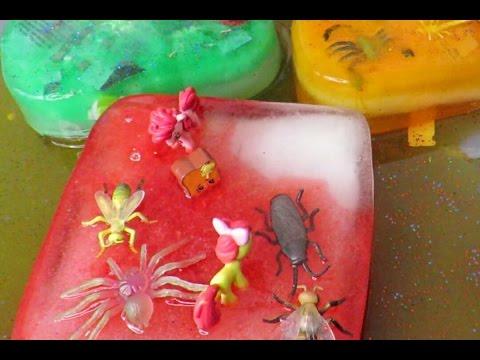 SUMMER ICE ACTIVITY | Fatema's Art Show