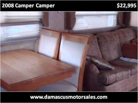 2008 Camper Camper Used Cars Damascus VA