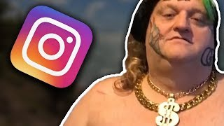 GUCCCIBERRY FUNNY INSTAGRAM VIDEO COMPILATION !!