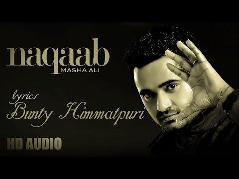 Masha Ali | Naqaab | Lyrics | Brand New Punjabi Song 2014 video