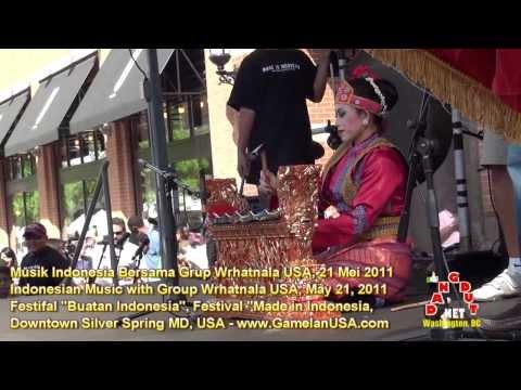 Tradisi Dan Musik Indonesia, Gamelan Di Amerika Tari Saman - Wrhatnala Usa video