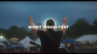 Zach Williams - Rescue Story | The Tour: Night Vision Fest