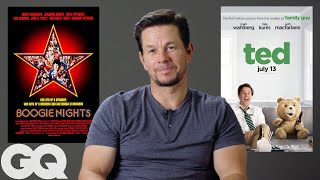 Mark Wahlberg Breaks Down His Most Iconic Characters | GQ