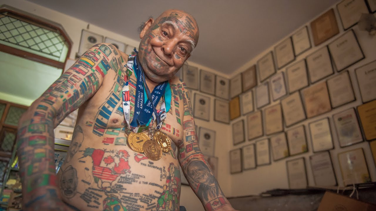 This Guy Might Get The World Record For Beating World Records!