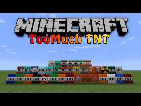 [Mod Vorstellung] TooMuch TNT - Diese Mod ist BOMBE!!! [Deutsch] [HD]