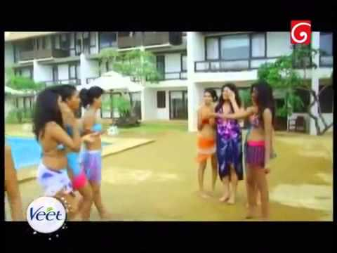 Derana Miss Sri Lanka Girls 2014 video
