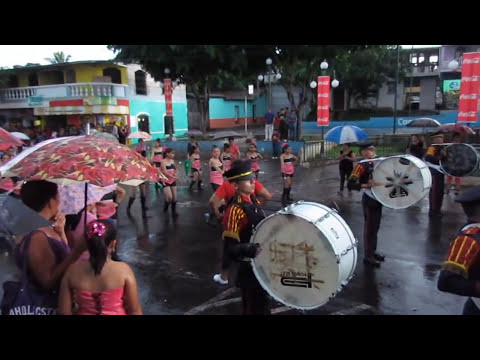 Ilobasco - Fiestas Patronales 2012 - Reinas ADESCOS