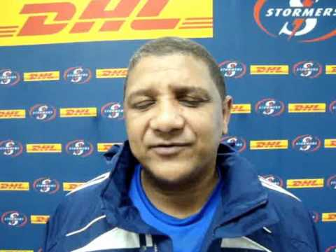Allister Coetzee previews the Stormers vs Bulls - Super Rugby Higlights