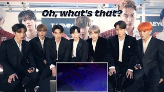 SuperM 슈퍼엠 'One Monster & Infinity'  Reaction