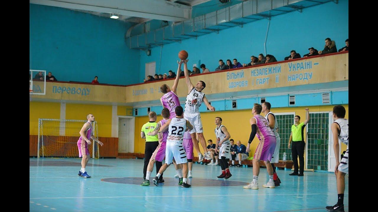 """БК """"Калуш-ПНУ"""" двічі переміг принципового суперника з Ужгорода"""