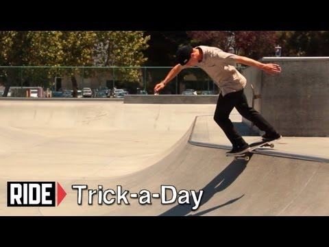 How-To Backside Disaster With Ben Raemers - Trick-a-day