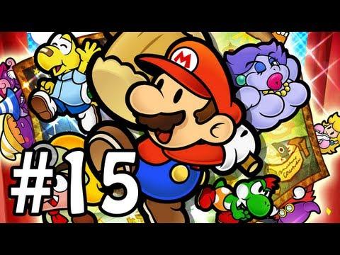 Paper Mario : La Porte Millénaire Let's Play - Episode 15 [Live]