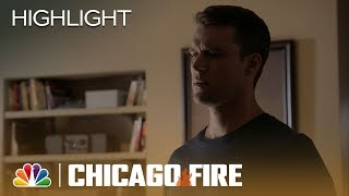 Dawson Says Goodbye - Chicago Fire (Episode Highlight)