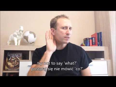 English Dla Polaków 12 (part 2 - Say, Speak, Talk, Tell) Nauka Angielskiego - Native Speaker