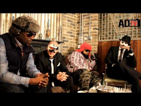 De La Soul - First Serve Interview With Amaru Don TV (Part 1)